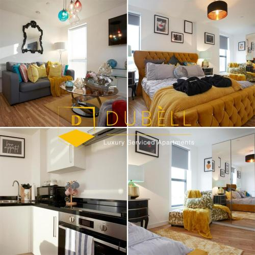 BEST VALUE !!! - The Chad, Dubell Serviced Apartments Leeds, Up to 4 Guests , Free Parking, WiFi & Netflix