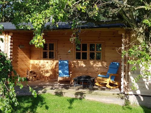 Cabin at Aithernie