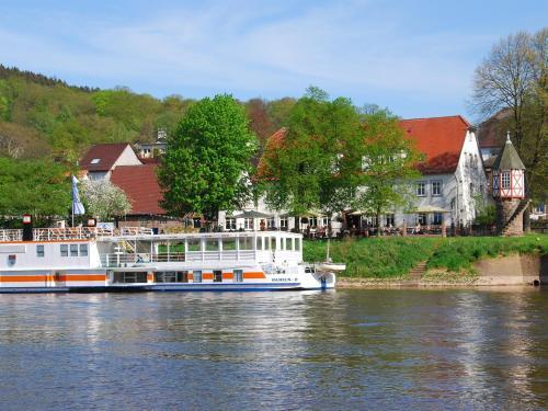 Zum Weserdampfschiff