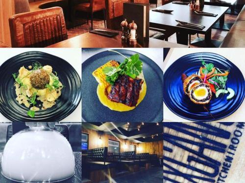 Oxgang Kitchen Bar & Rooms