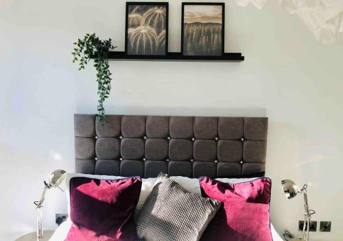 Elegant and Luxurious Sheffield City Apartment, SLEEPS 6, RELAX, NETFLIX, PARKING.