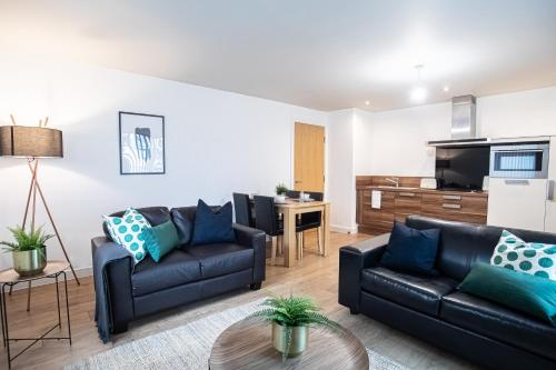 Stylish 2 Bed IQuarter Apartment