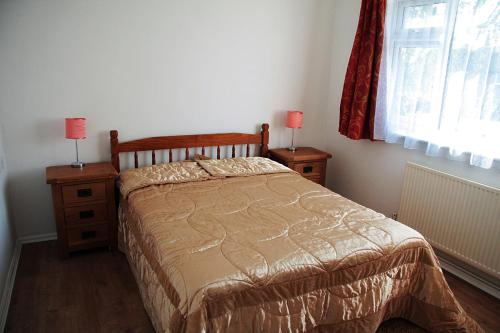 Cosy flat in residential area 2 Bd with parking