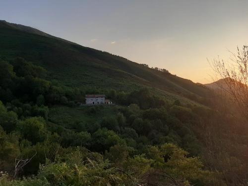 Casa Rural Haitzetxea a vista de pájaro