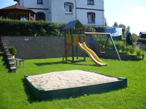 Детская игровая зона в Penzion Braun