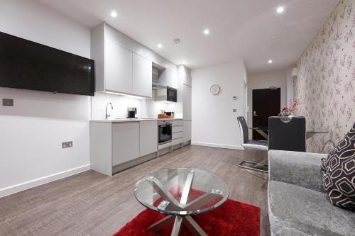 Luxury Serviced Apartments Milburn House