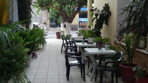 Εστιατόριο ή άλλο μέρος για φαγητό στο Mouroukis Rooms