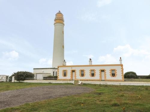 Barns Ness Lighthouse Cottage