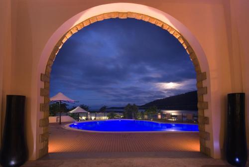The swimming pool at or near at Blue Horizon Resort Apartments