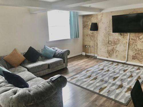 Amazing City Centre Apartment Jacuzzi Bath/Netflix