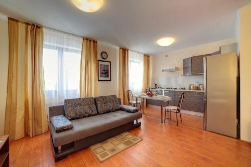 Гостиная зона в Мини-Отель Бремен