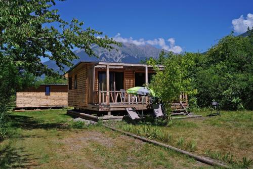 Camping Sites & Paysages le Petit, Baratier, France   Booking.com