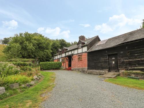 Caerau Farm House