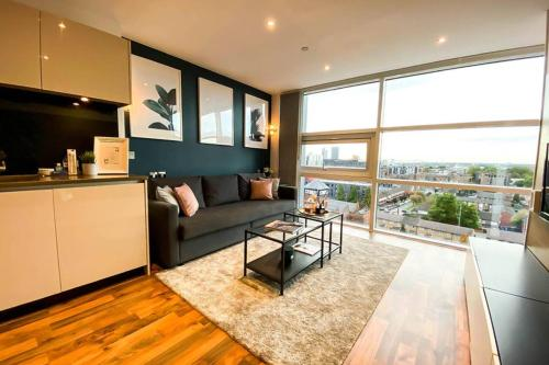 Luxury Penthouse Apartment Manchester City Centre