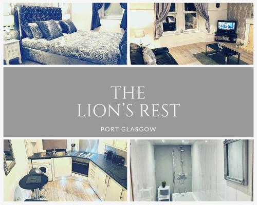 THE LION�S REST - BOUTIQUE APARTMENT SUITE.