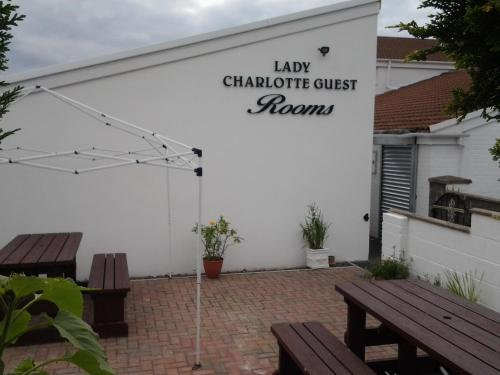 Lady Charlotte Guest rooms