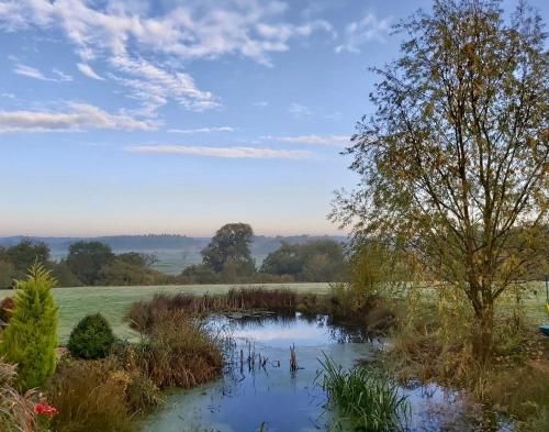 Kingfisher Nook at Waveney Farm