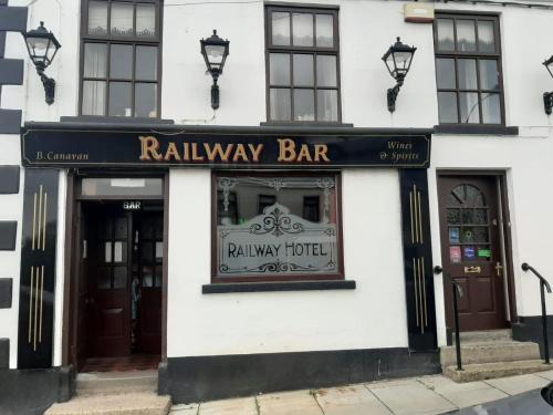 Railway Bar Air BnB