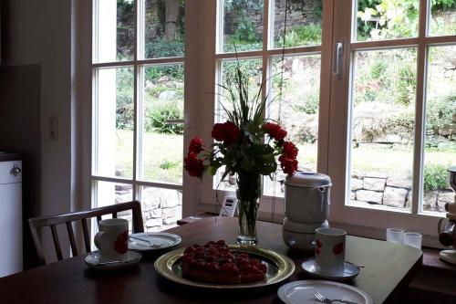 Eine gemütliche Ferienwohnung mit Garten