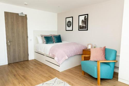 Deluxe Studio Apartment at The Point in Aberdeen City Centre