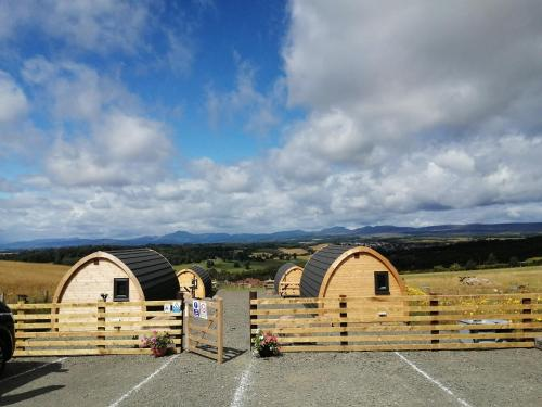 The Arns Glamping Pods