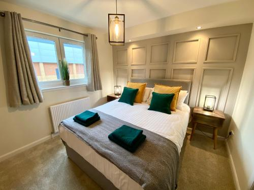 Monart Luxury City Centre Apartment, 2 Bed, sleeps 6
