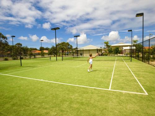 Tennis and/or squash facilities at 278 Pacific Blue 265 Sandy Point Road Dual key first floor Unit with linen supplied or nearby