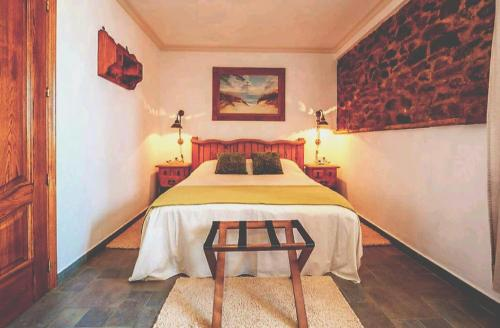 Una habitación en Hostal El Asturiano