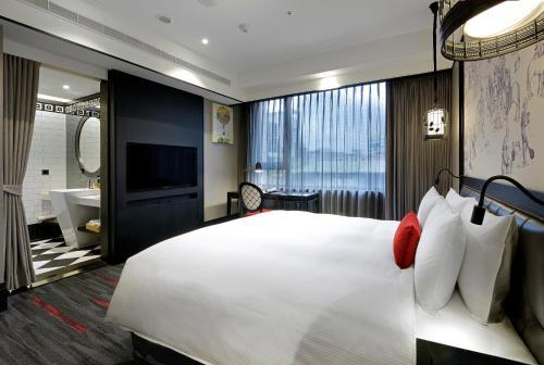 凱旋酒店房間