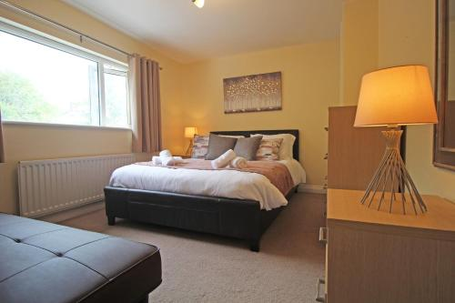 Newhall Road - 4 Bedroom Chester Home - Parking