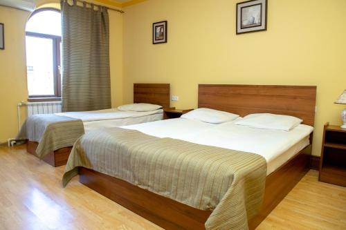 A room at Popock Baghramyan