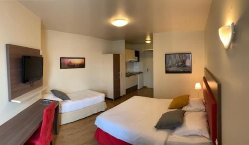 A room at Villa Val Senart 1ere Avenue