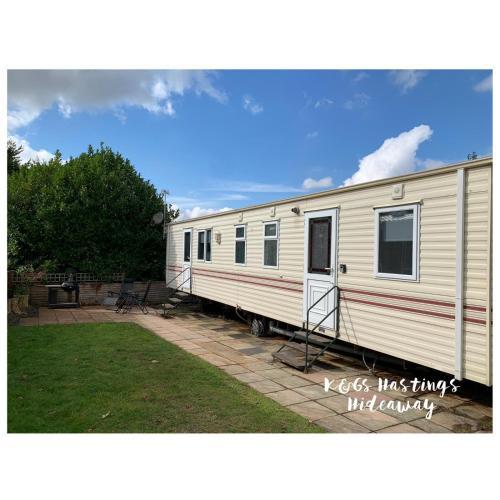 3 bedroom Caravan on Combe Haven Holiday Park
