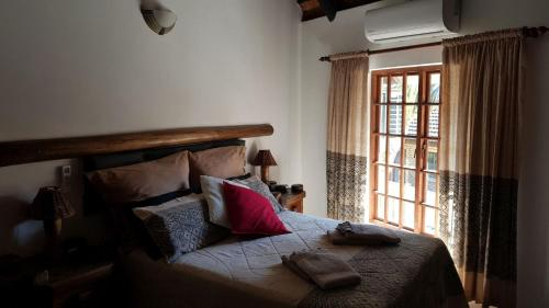 A room at African Ambience Guest House
