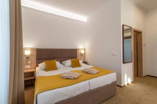 Ein Zimmer in der Unterkunft Grand Hotel Rogaska