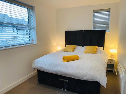 Apartment No1 spacious whole property, parking, Aldershot
