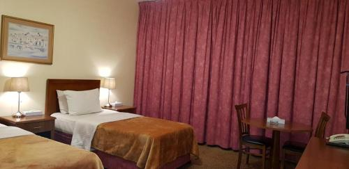 A room at Top Hotel Apartments