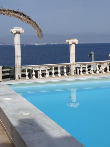 Πισίνα στο ή κοντά στο Mistral