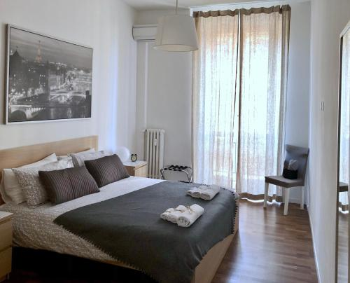 Camera di Central Holiday House in Rome