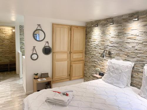 A room at Marseille City Chambres&Appartements