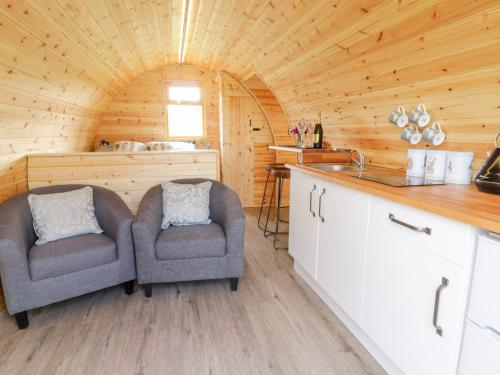 Embden Pod at Banwy Glamping