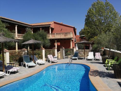 Hotel Rural Molino del Puente Ronda