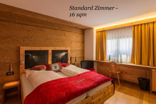 Ein Zimmer in der Unterkunft Hotel Nolda