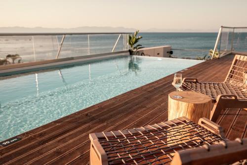 Πισίνα στο ή κοντά στο Cooks club City Beach Rhodes More Meni