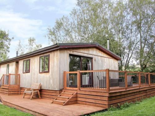 Alder Lodge Clun Valley Lodges a Luxury Break