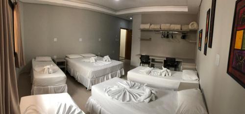 Um quarto em Hotel Santo Graal