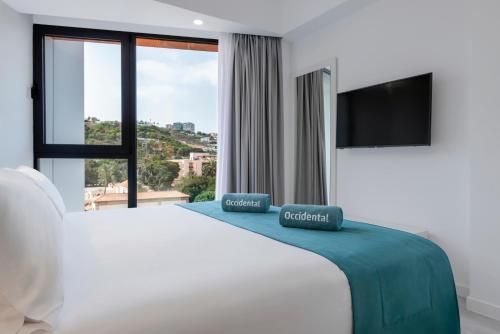 A room at Occidental Las Palmas