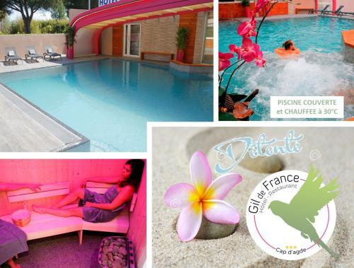 Hotel Gil De France Cap dAgde, France