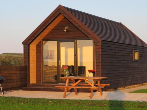Islandcorr Farm Luxury Glamping Lodges, Giant's Causeway