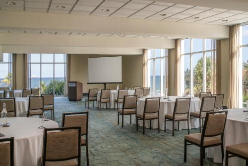 The business area and/or conference room at The Westin Fort Lauderdale Beach Resort